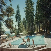 Pool At Lake Tahoe