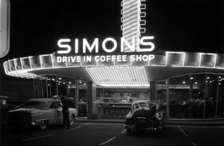 Drive-In Coffee Shop