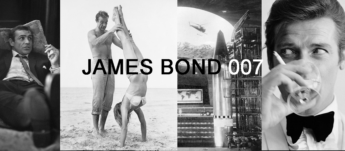 James Bond 007 Limited edition photographs prints Sean Connery, Ursula Andress, Roger Moore, Ian Fleming, Tania Mallet