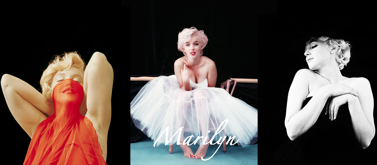 Milton H. Greene, Ed Feingersh, Baron and many more photographs of Marilyn Monroe sex symbol and icon view the collection here