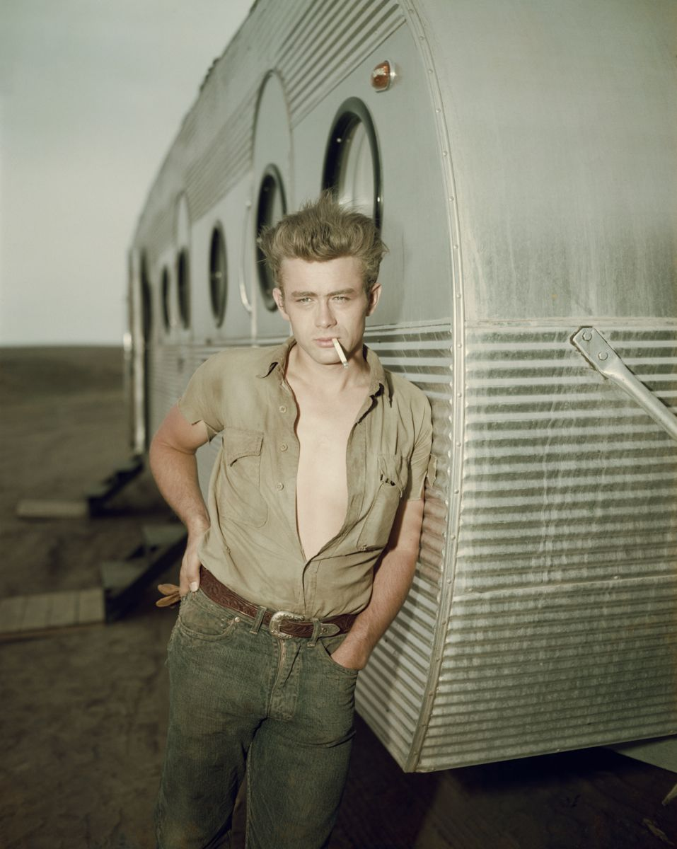 A Giant Star James Dean