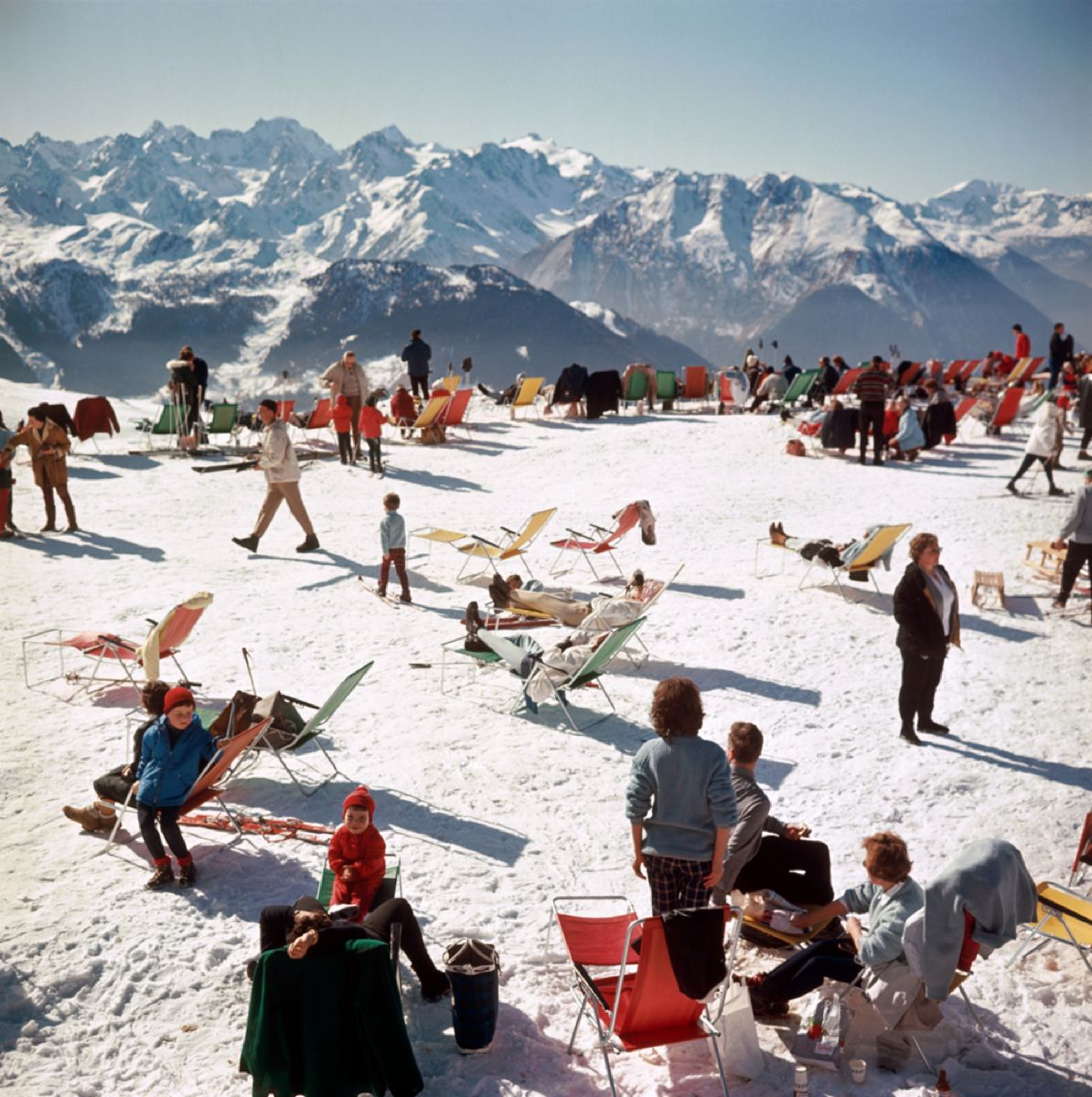Verbier Vacation