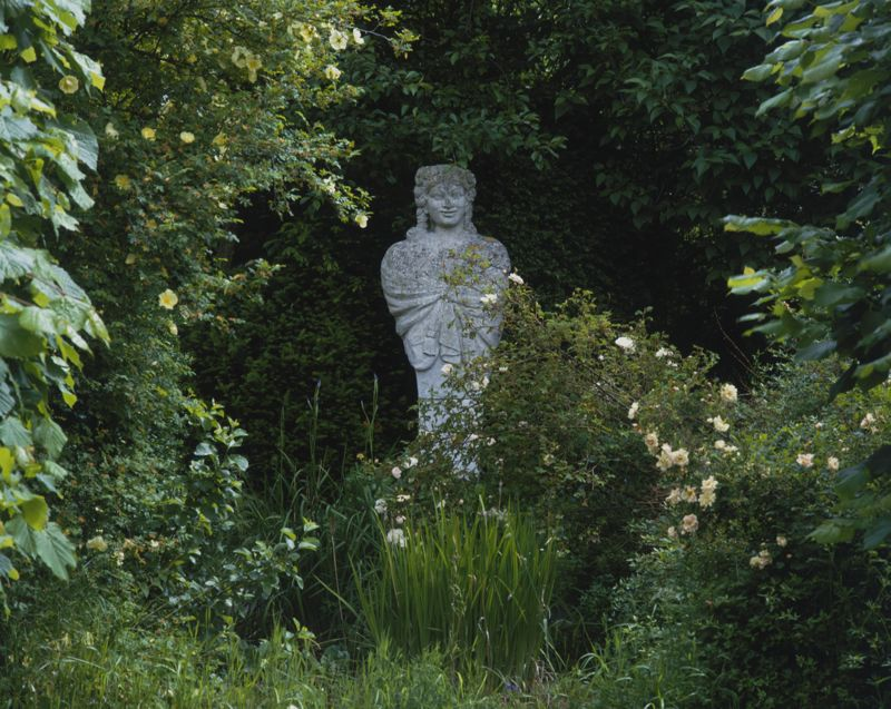 Whitfield House Statue