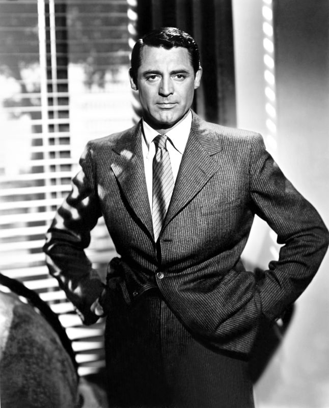 Cary Grant In Notorious