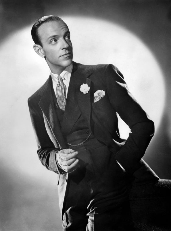 Dapper Astaire In Broadway Melody