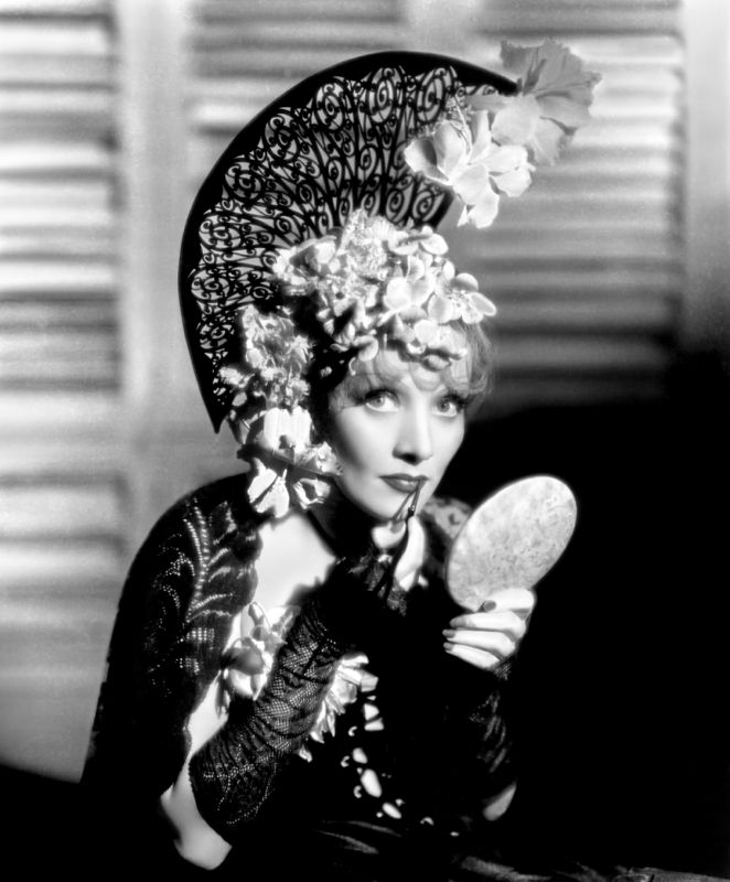 Dietrich In The Devil Is A Woman