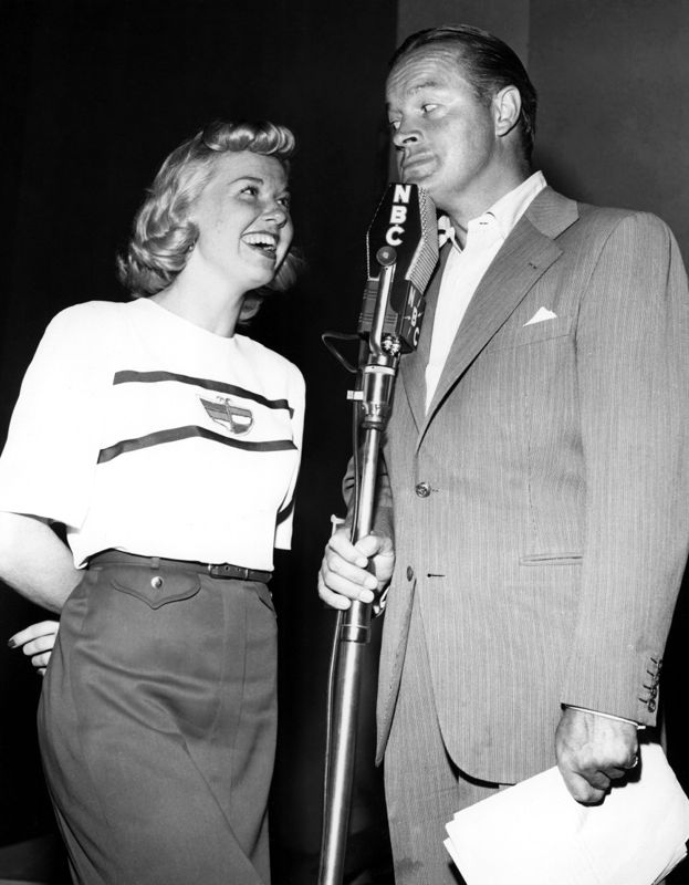 Doris Day & Bob Hope