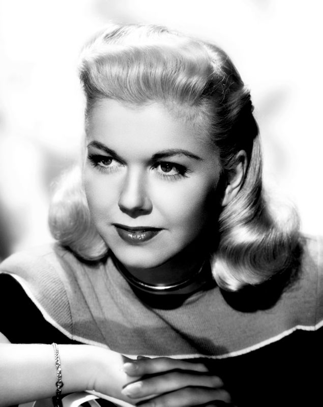 Doris Day Photographic Portrait