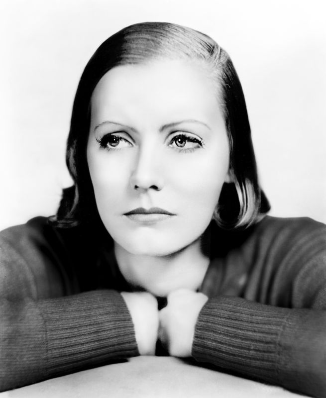 Garbo As Anna Christie