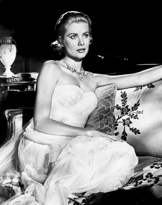 Grace Kelly In Catch A Thief