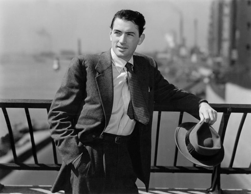 Gregory Peck In Gentlemans Agreement
