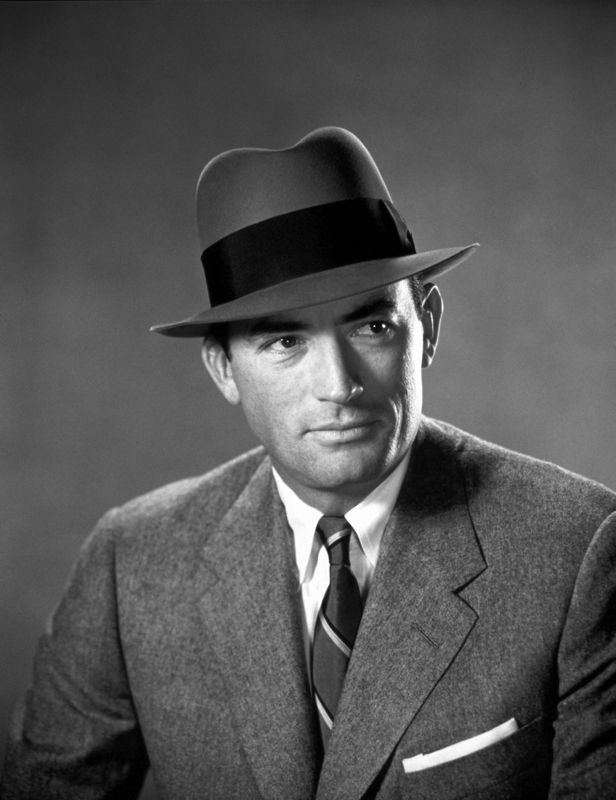 Gregory Peck In The Man In A Grey Flannel Suit
