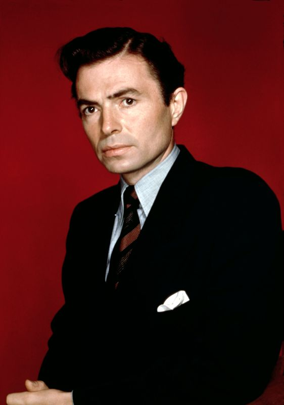 James Mason Portrait