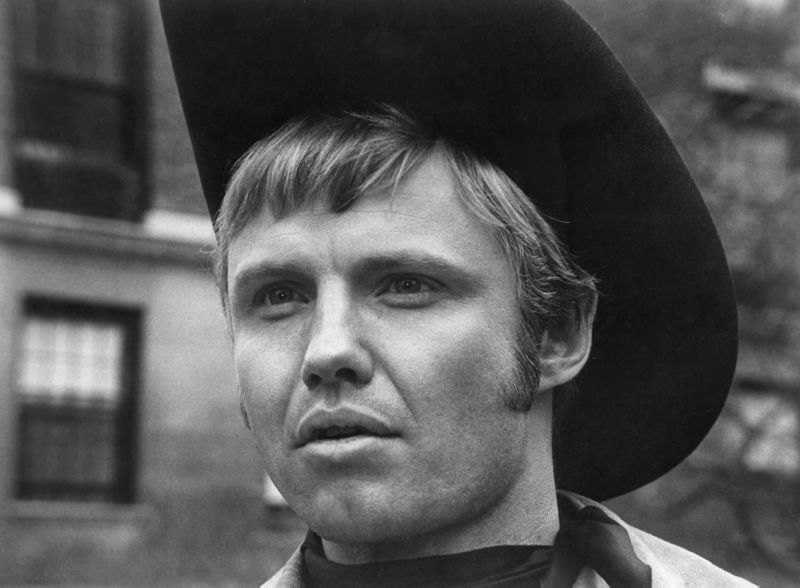 Jon Voight In Costume