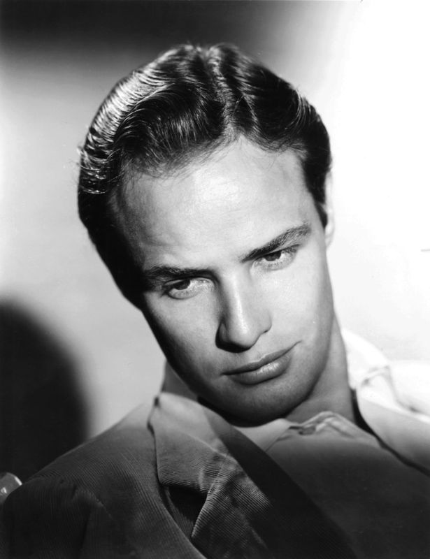 Marlon Brando Portrait Shoot