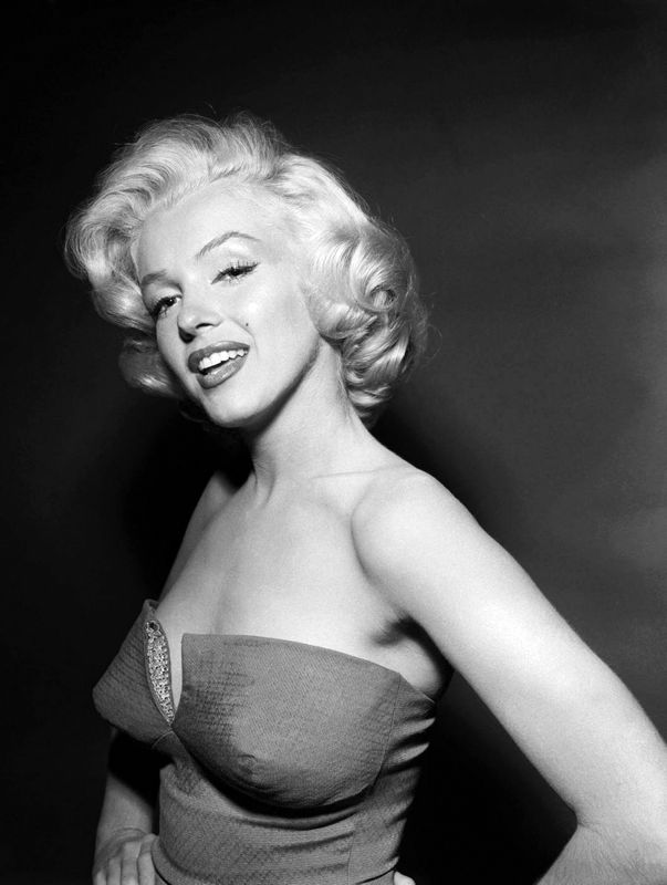 Monroe Wants To Marry A Millionaire