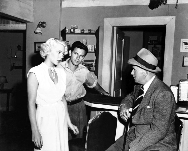 On The Set Of The Postman Always Rings Twice