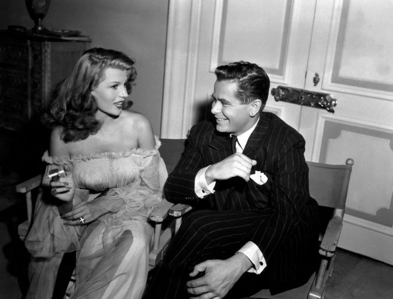 Rita Hayworth & Glen Ford