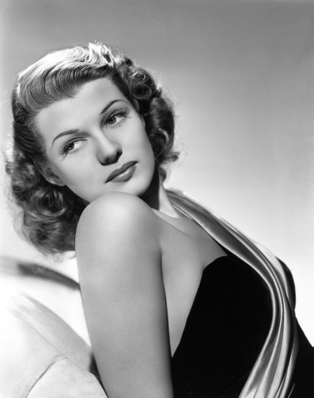 Rita Hayworth Portrait Still