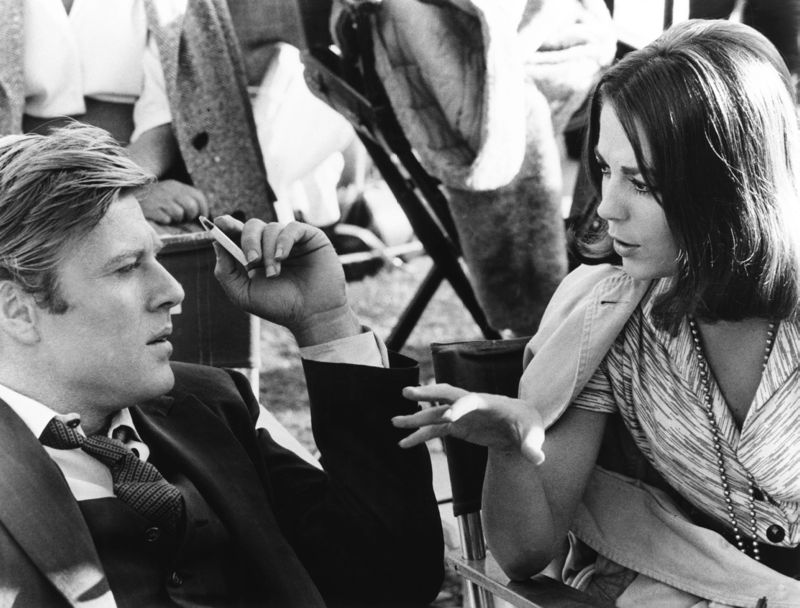 Robert Redford & Natalie Wood