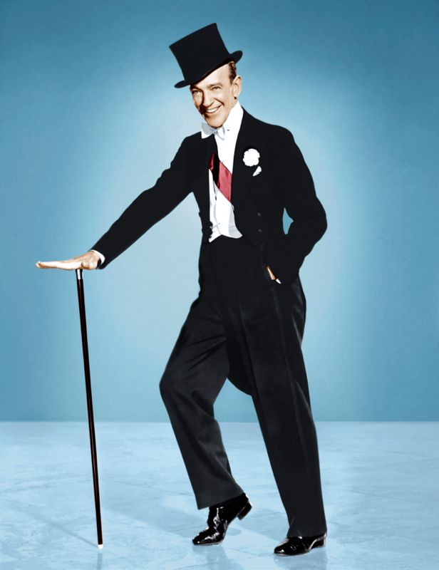 Top Hat Astaire