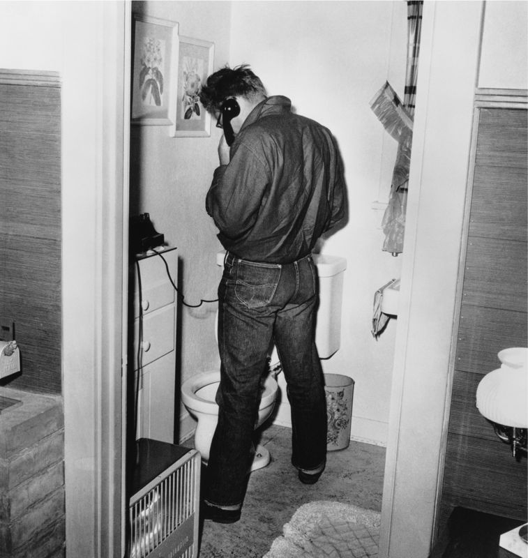 James Dean Multi-tasking