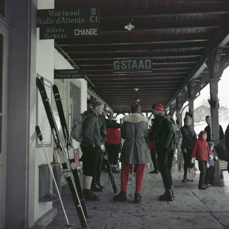 Gstaad Station