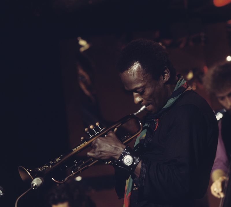 Miles Davis on the BBC