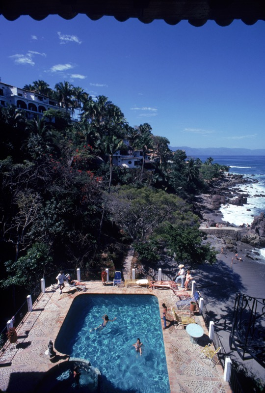 Pool At Puerto Vallarta