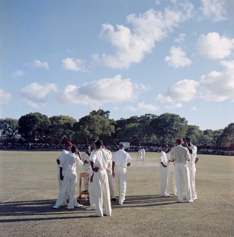 Cricket in Antigua