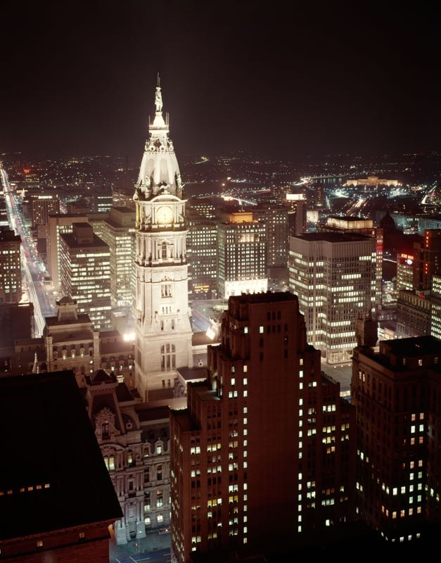 Philadelphia Nightime