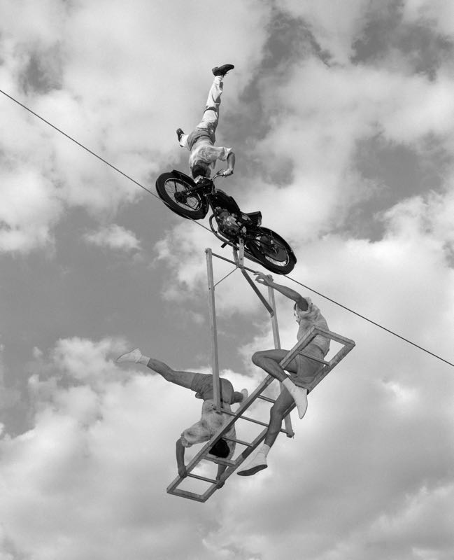 High Wire Motorcycle