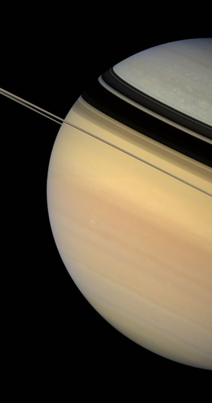 Saturn North and South