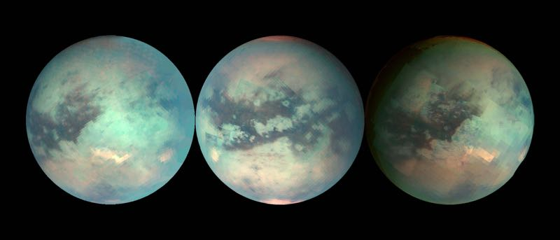 Titan's Changing Features Composite