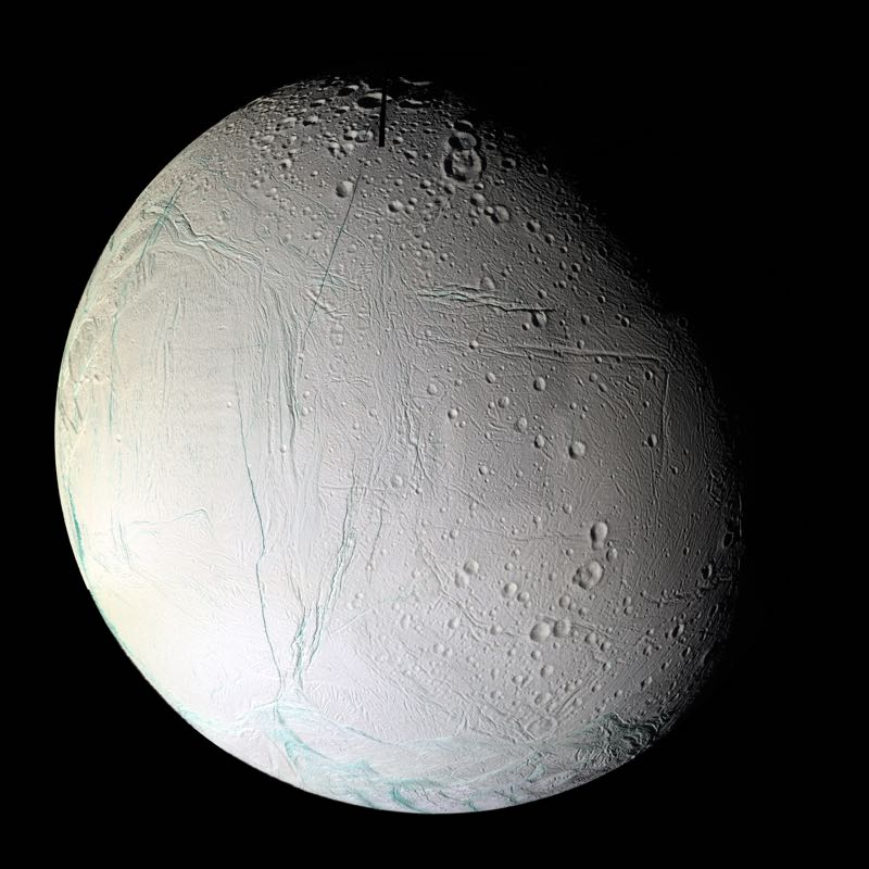 The Sixth Moon Of Saturn