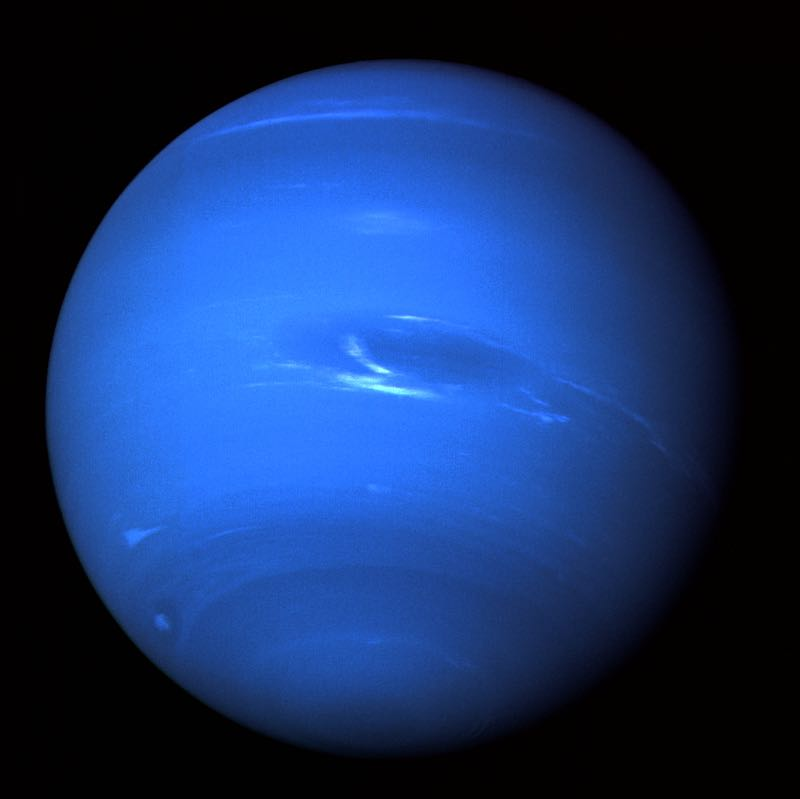 Neptune the Gas Giant