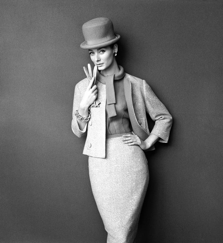 Tania Mallet in Jaeger
