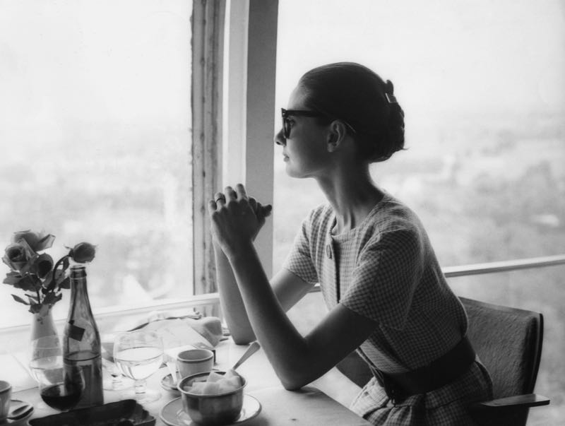 Lunch With Audrey Hepburn