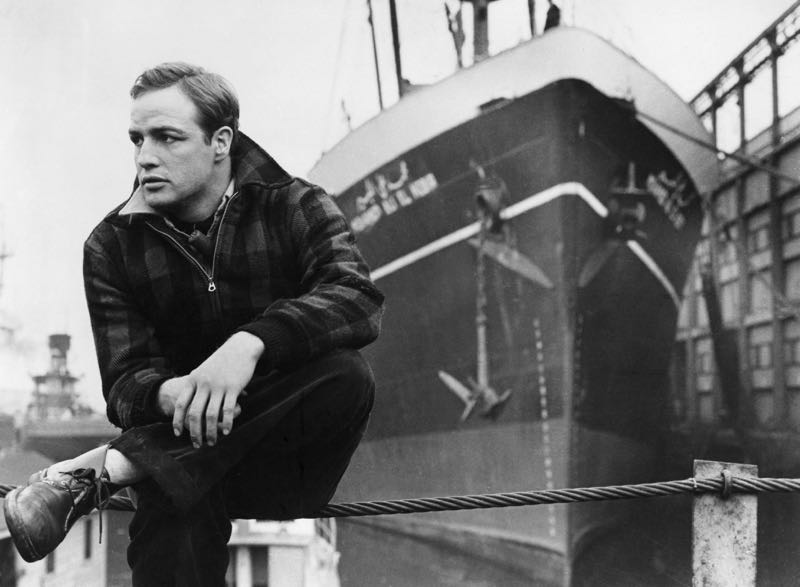Brando On The Waterfornt