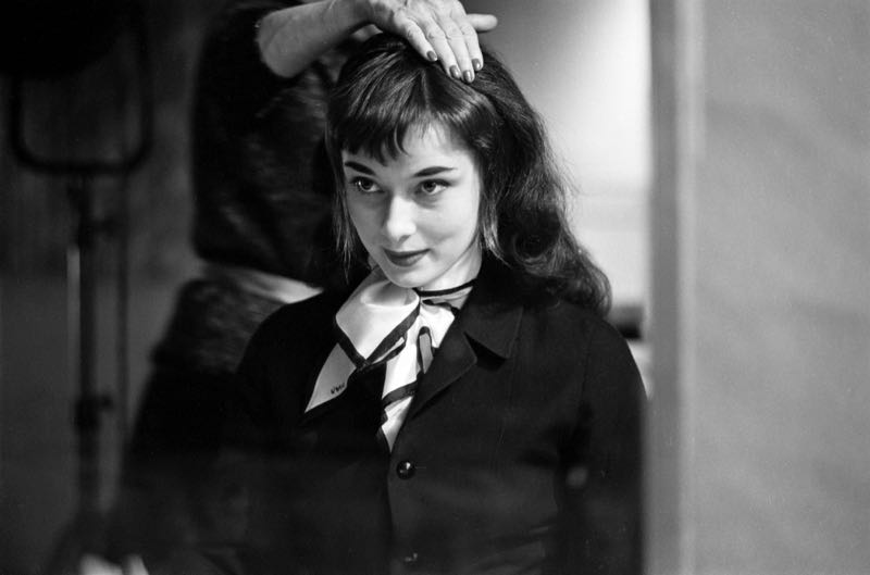 Audrey Gets Her Hair Done