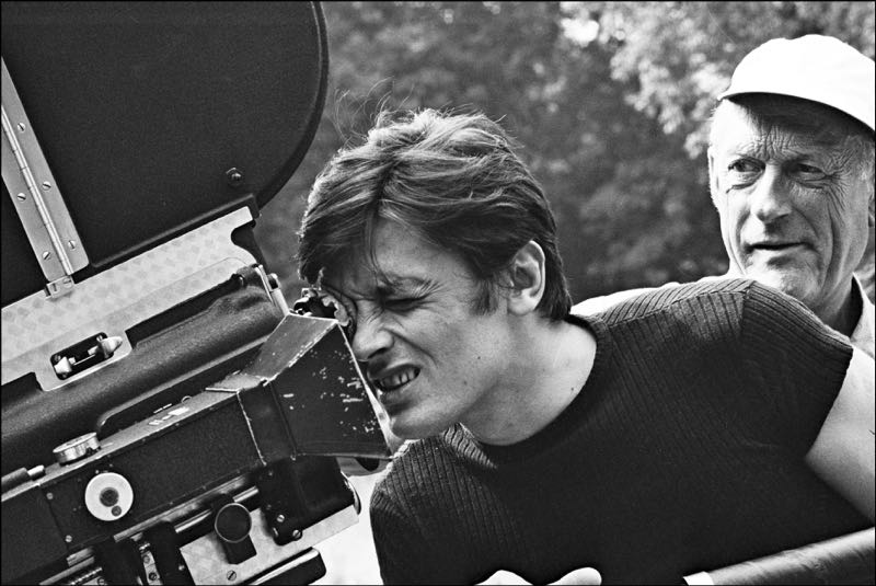 Delon Filming