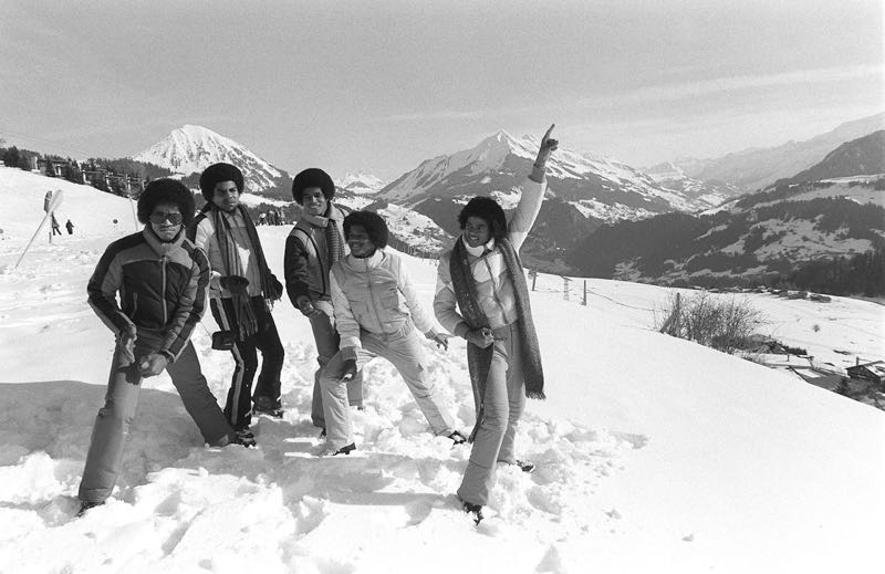 The Jackson Five Go Skiing