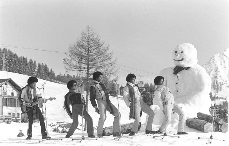 The Jackson Five And The Snowman