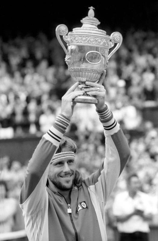 Five Time Wimbledon Champion