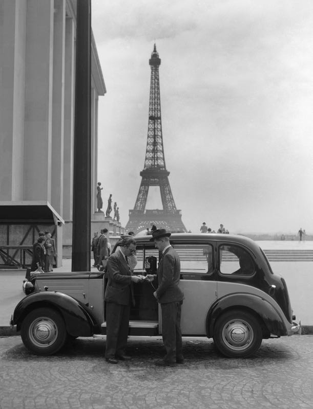 London To Paris Taxi