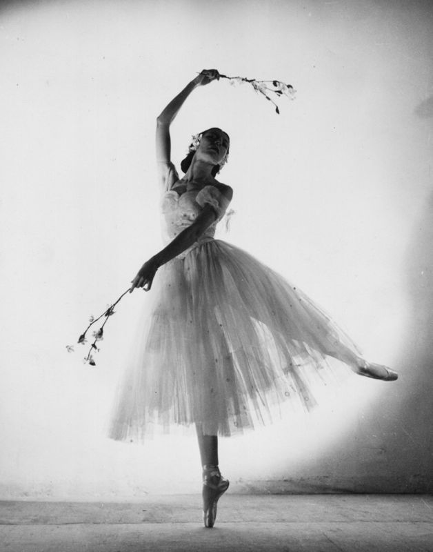 Markova as Giselle
