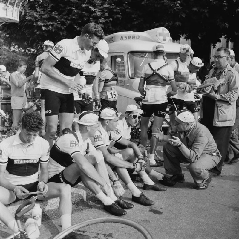 British Cycling Team