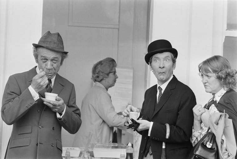 Carry On Tea Break