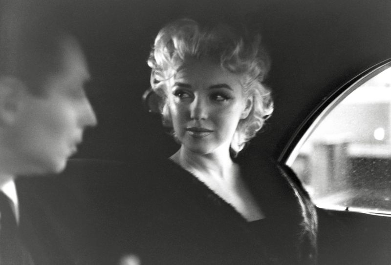 Marilyn Monroe & Dick Shepherd