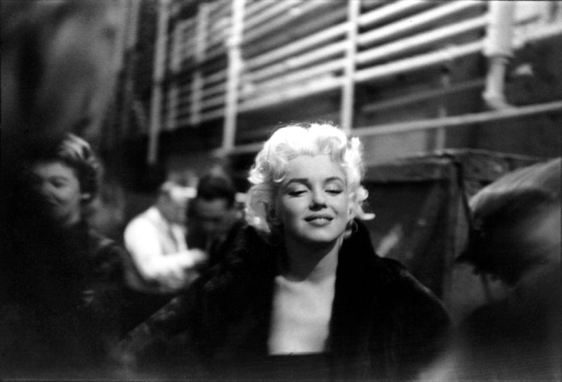 Marilyn Takes It To The Streets